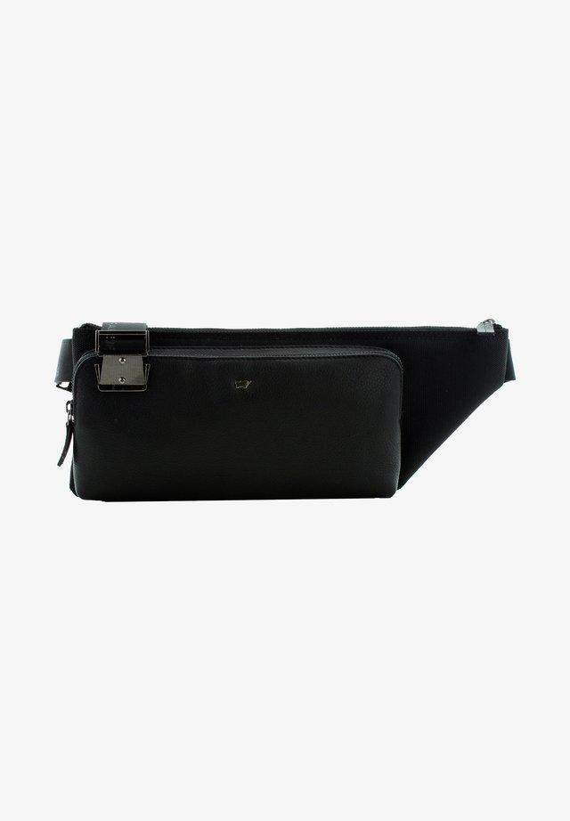 MURANO - Bum bag - schwarz