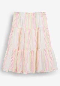 Next - A-line skirt - multi-coloured - 4