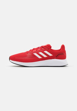RUNFALCON 2.0 - Neutral running shoes - vivid red/footwear white/solar red