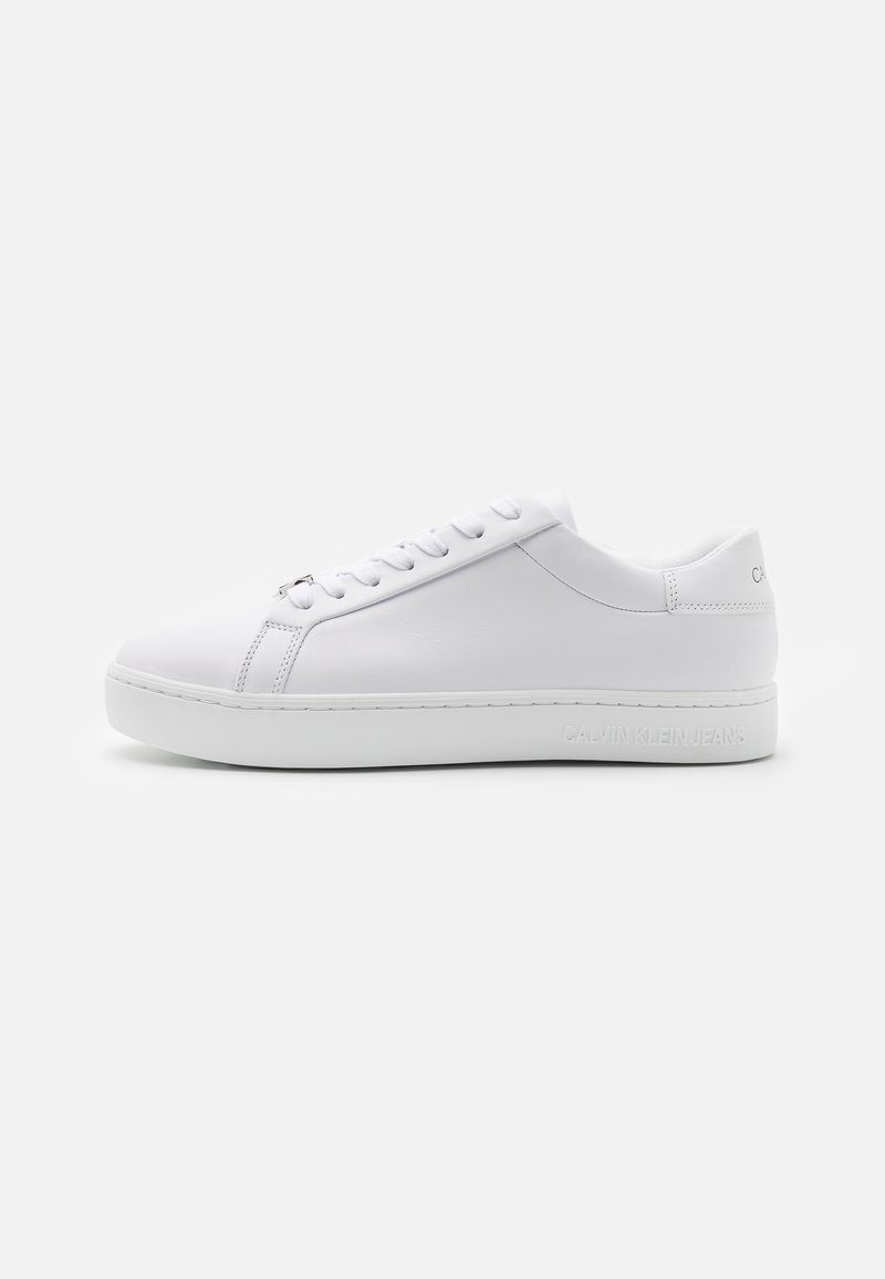 Calvin Klein Jeans - CUPSOLE LACEUP - Sneakers basse - bright white