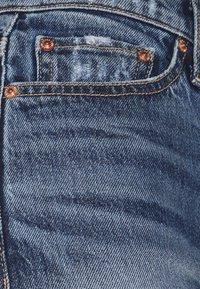 Ética - Denim shorts - hot springs - 2