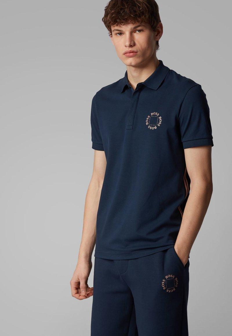 BOSS - PADDY 8 - Poloshirt - dark blue