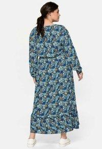 Sheego - Maxi dress - multi-coloured - 1