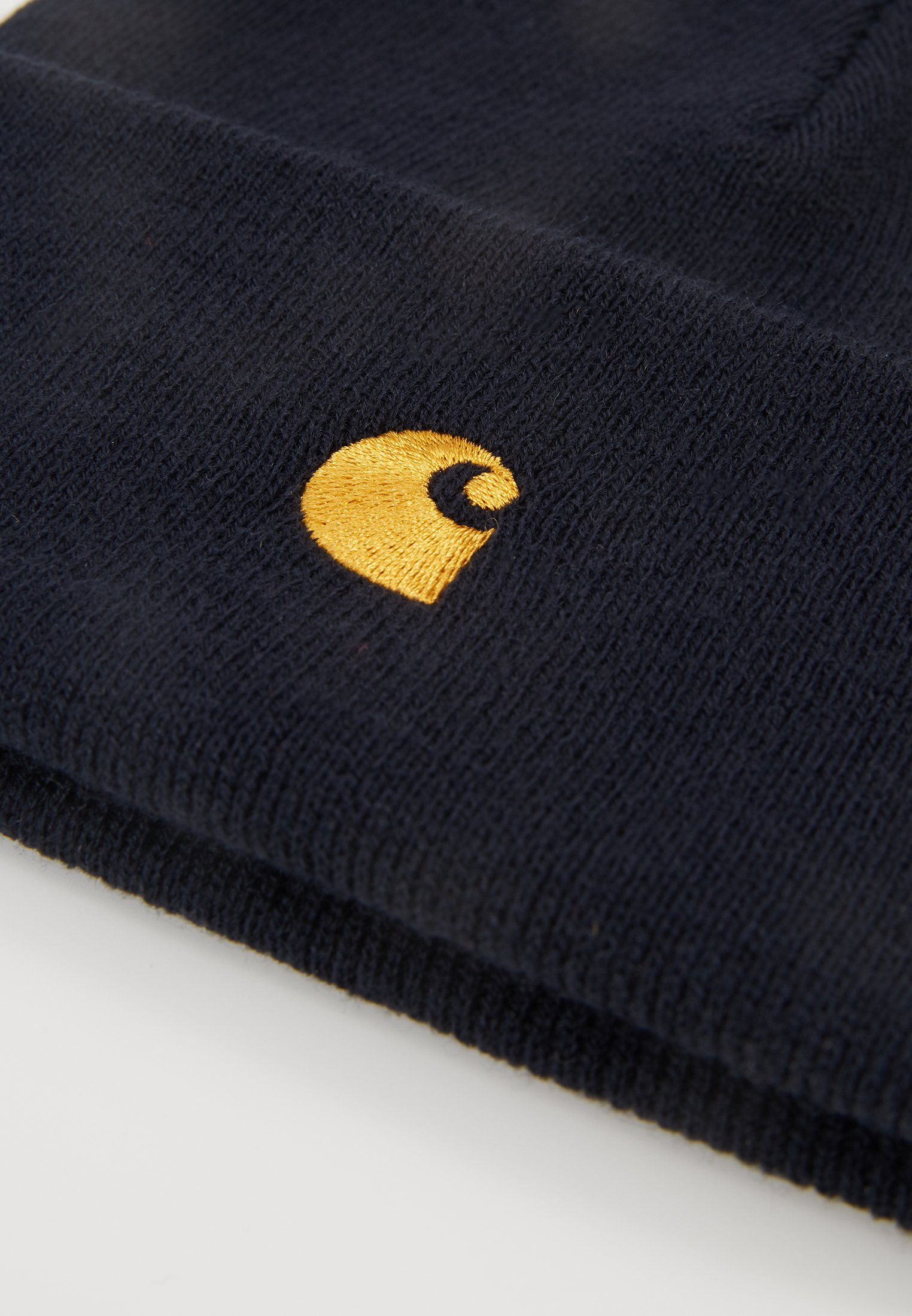 Carhartt Wip Chase Beanie - Mütze Dark Navy/dunkelblau