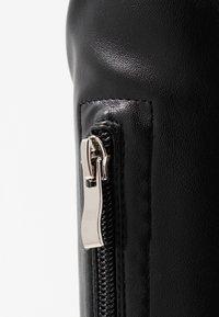RAID - HETTIE - Overknee laarzen - black - 2