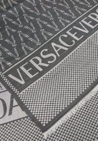 Versace - UNISEX - Scarf - nero/bianco - 3
