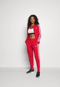 adidas Performance - Tracksuit - vivid red/white - 1