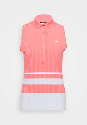 TESS SLEVEELESS GOLF - Top - tropical coral