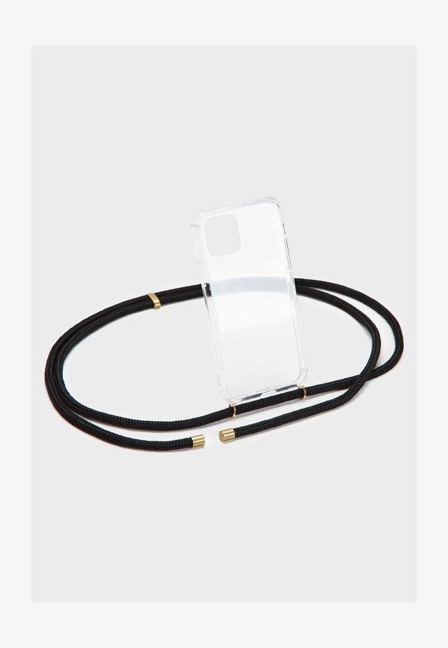 BASIC IPHONE 7/8 PLUS - Phone case - black/gold
