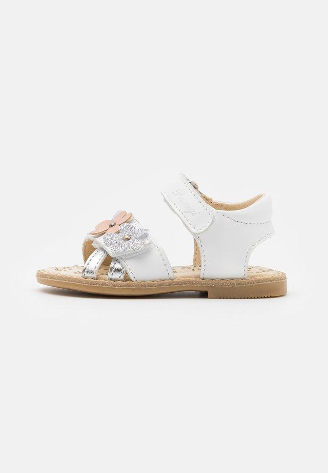 Sandalen - bianco
