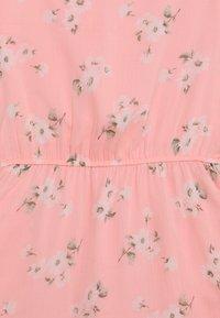 Abercrombie & Fitch - TULIP SLEEVE DRESS - Denní šaty - pink floral - 2