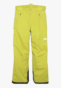 The North Face - SNOW PANT - Schneehose - citro green - 2