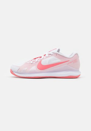 COURT AIR ZOOM VAPOR PRO - Multicourt tennis shoes - white/pink salt