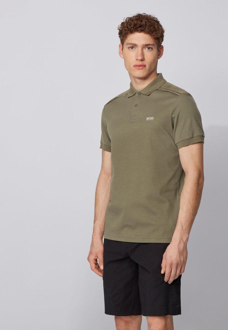 BOSS - PAULE TR - Polo shirt - dark green