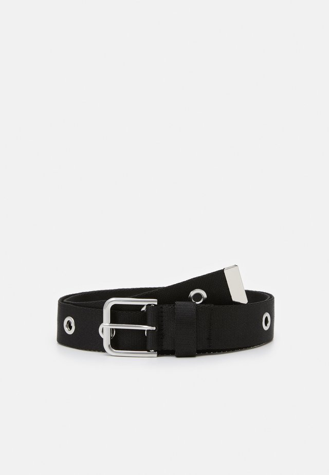 JULIA WEBBING BELT - Belt - black