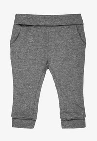 Noppies - PICOLO - Leggings - Trousers - anthracite melange - 0