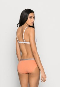 Calvin Klein Underwear - 3 PACK - Briefs - grey heather/pale blue/flambe - 2