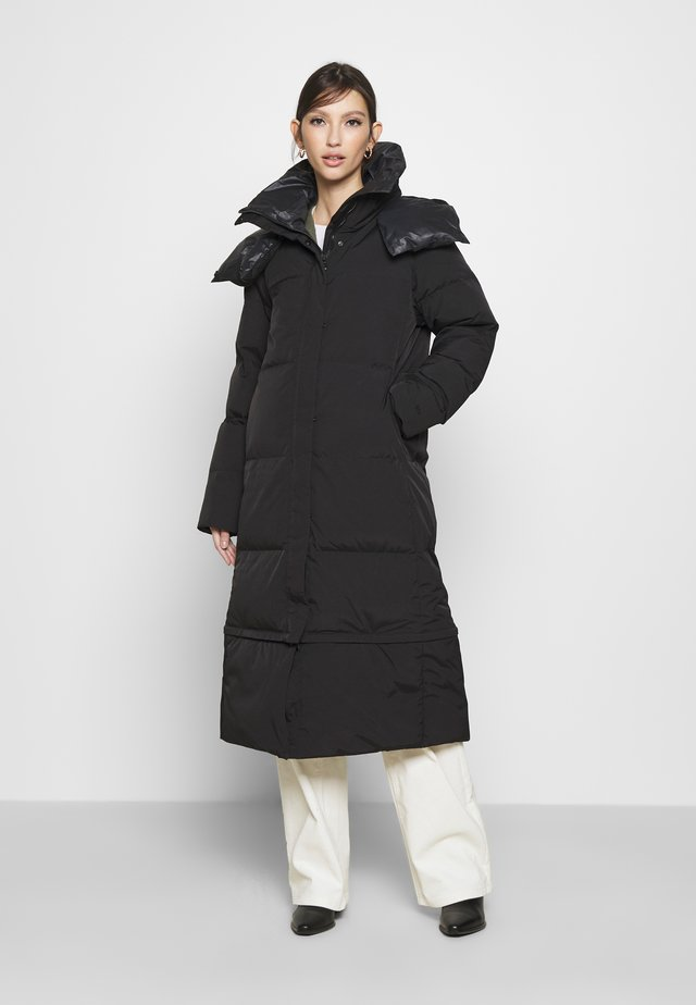DREAM - Down coat - black