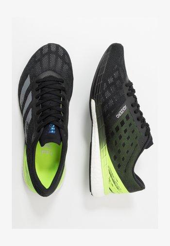 ADIZERO BOSTON 9 M - Stabilty running shoes - cblack/cblack/siggnr