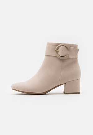 BOOTS - Classic ankle boots - ivory