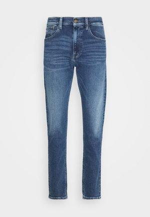 REY - Relaxed fit jeans - barton mid blue comfort