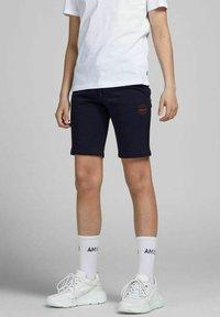 Jack & Jones Junior - 2 PACK - Shorts - light grey melange - 2