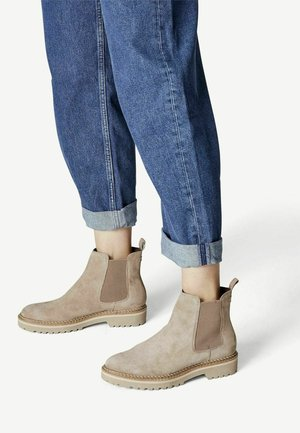 Ankle boots - desert suede