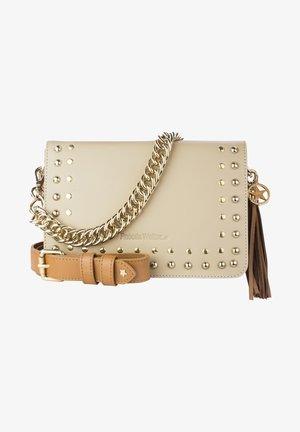 TINA  - Across body bag - beige/tan