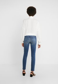Mother - HIGH WAISTED LOOKER ANKLE CHEW - Jeans Skinny Fit - not rougn enough - 2