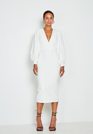 Shift dress - off white