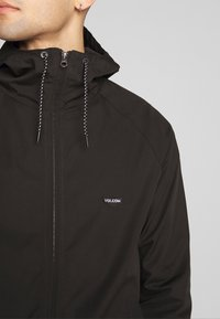 Volcom - RAYNAN UPDATE - Summer jacket - black - 5