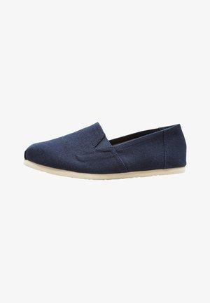 Nazouvací boty - blue