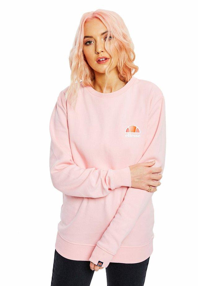 ASHBURTON - Sweatshirt - rosa