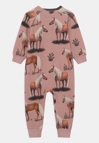 Walkiddy - BODYSUIT BEAUTY HORSES - Pyjamas - pink - 1
