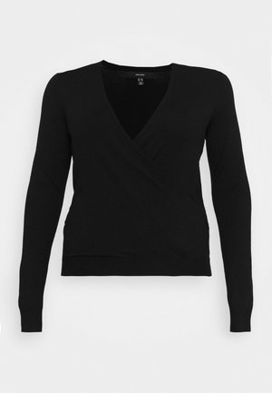 VMKARISARA WRAP - Jumper - black