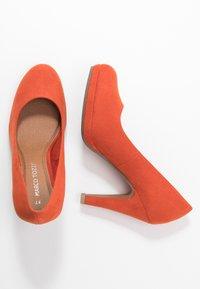 Marco Tozzi - High heels - terracotta - 3