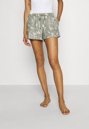 SOMMER SHORT - Spodnie od piżamy - argile