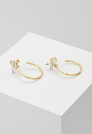 LIMA - Earrings - gold-coloured