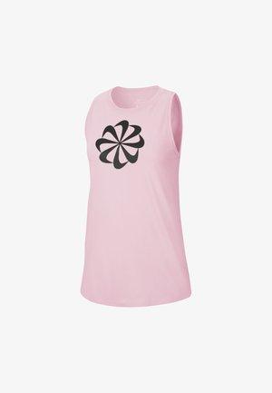 ICON CLASH - Sportshirt - pink foam