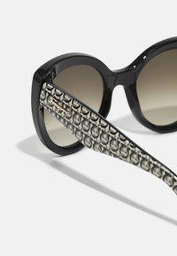 Salvatore Ferragamo - Sluneční brýle - black - 3