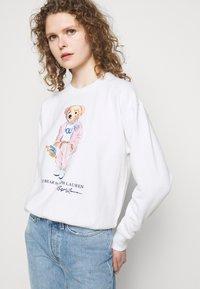 Polo Ralph Lauren - MAGIC - Bluza - white - 3