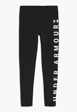 SPORTSTYLE BRANDED LEGGINGS - Trikoot - black/white