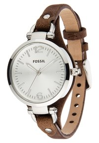 Fossil - GEORGIA - Horloge - dunkelbraun - 3