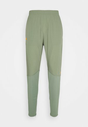 HAMMO - Tracksuit bottoms - sea spray