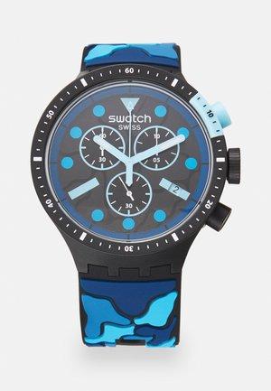 ESCAPEOCEAN - Chronograph watch - blue