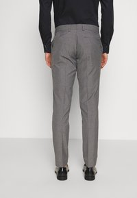 Isaac Dewhirst - RECYCLED MID TEXTURE - Oblek - grey - 5