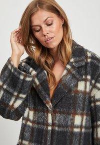 Object - Classic coat - chicory coffee - 5