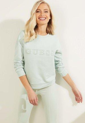 FRONTLOGO - Sweatshirt - wassergrün