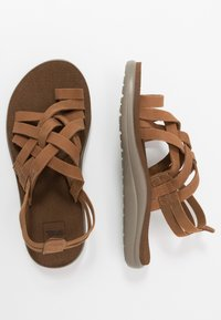 Teva - VOYA STRAPPY WOMENS - Outdoorsandalen - chipmunk - 1