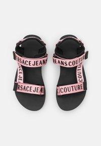 Versace Jeans Couture - Platform sandals - rose - 4